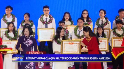Thời sự Tối  NinhBinh TV - 29/11/2020