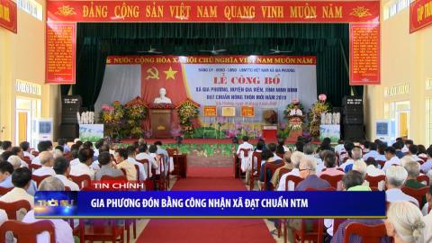 Thời sự Tối NinhBinh TV - 30/05/2020