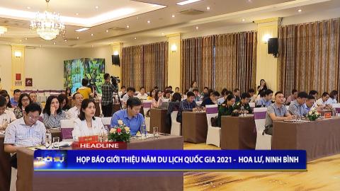 Thời sự Tối NinhBinh TV - 6/4/2021