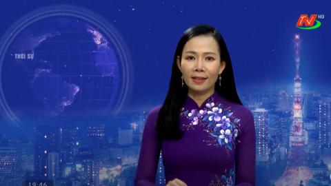 Thời sự Tối NinhBinhTV - 22/02/2021