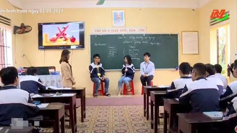 Thời sự Trưa Ninh Binh TV - 05/5/2021