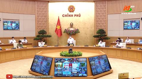 Thời sự Trưa Ninh Binh TV - 08/5/2021