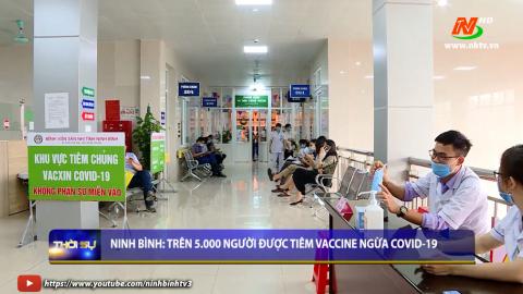 Thời sự Trưa Ninh Binh TV - 10/5/2021