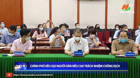 Thời sự Trưa Ninh Binh TV - 12/05/2021