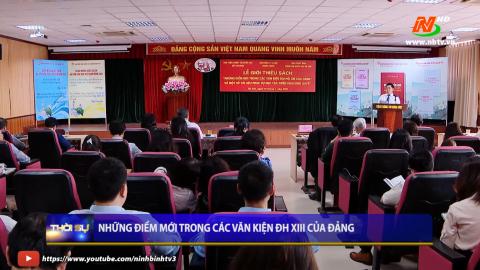 Thời sự Trưa Ninh Binh TV - 13/4/2021