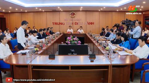 Thời sự Trưa Ninh Binh TV - 14/4/2021