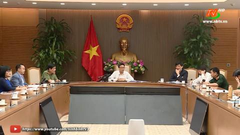 Thời sự Trưa Ninh Binh TV - 15/4/2021