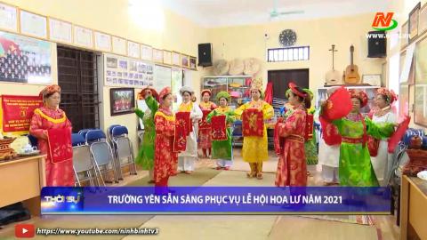 Thời sự Trưa Ninh Binh TV - 17/4/2021