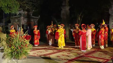 Thời sự Trưa Ninh Binh TV - 22/4/2021