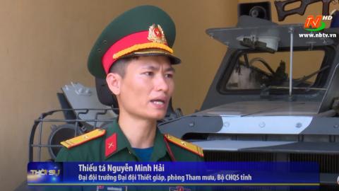 Thời sự Trưa NinhBinh TV - 05/07/2020