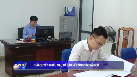 Thời sự Trưa NinhBinh TV - 07/4/2021