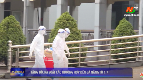 Thời sự Trưa NinhBinh TV - 08/08/2020
