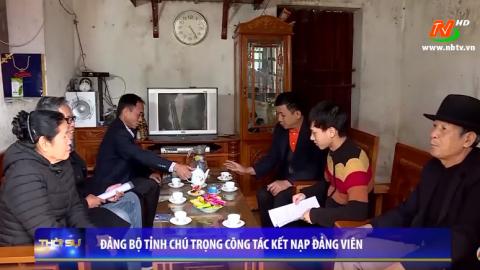 Thời sự Trưa NinhBinh TV - 10/03/2020