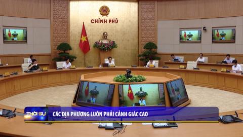 Thời sự Trưa NinhBinh TV - 10/08/2020