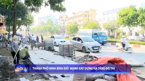 Thời sự Trưa NinhBinh TV - 14/09/2020