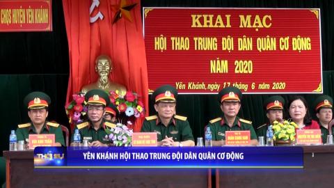 Thời sự Trưa NinhBinh TV - 18/06/2020