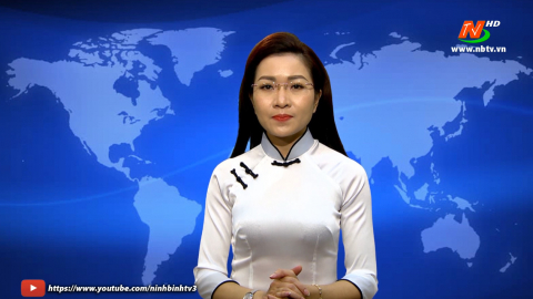 Thời sự Trưa NinhBinh TV - 19/01/2021
