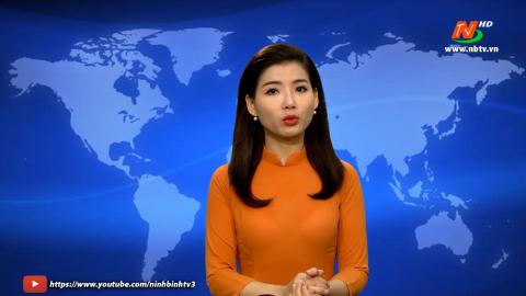 Thời sự Trưa NinhBinh TV - 20/01/2021