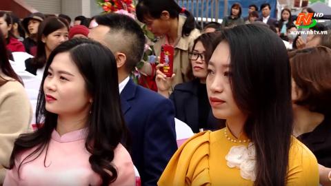 Thời sự Trưa NinhBinh TV - 20/02/2020
