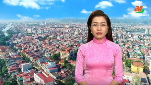 Thời sự Trưa NinhBinh TV - 20/03/2020