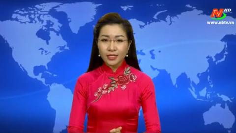 Thời sự Trưa NinhBinh TV - 22/11/2020