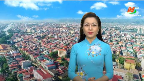 Thời sự Trưa NinhBinh TV - 23/05/2020