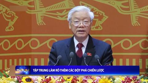 Thời sự Trưa NinhBinh TV - 23/10/2020