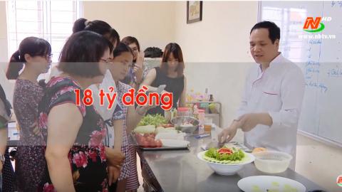 Thời sự Trưa NinhBinh TV - 24/03/2020