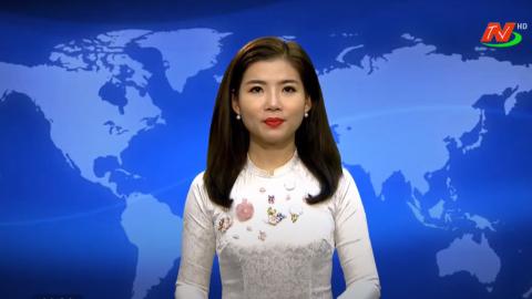 Thời sự Trưa NinhBinh TV - 27/02/2021