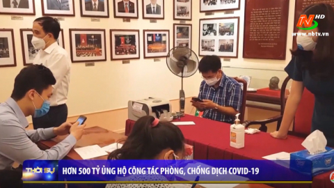 Thời sự Trưa NinhBinh TV - 27/03/2020