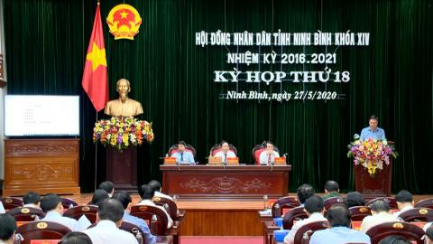Thời sự Trưa NinhBinh TV - 28/05/2020