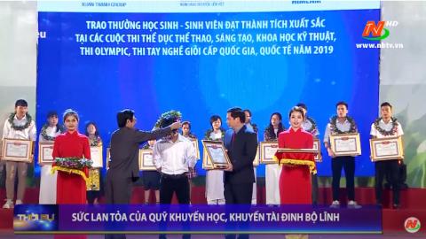 Thời sự Trưa NinhBinh TV - 28/11/2020