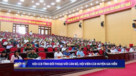Thời sự Trưa NinhBinh TV - 29/09/2020