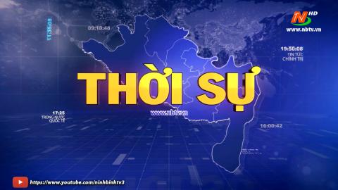 Thời sự Trưa  NinhBinh TV - 3/4/2021