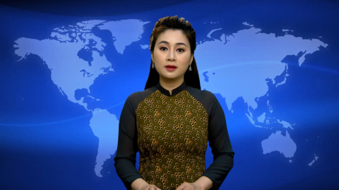 Thời sự Trưa NinhBinh TV - 5/4/2021