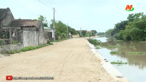Thượng Kiệm xây dựng nông thôn mới nâng cao