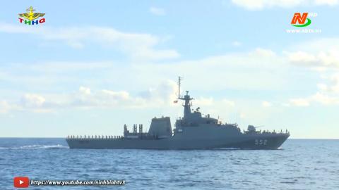 Tổ quốc & người chiến sỹ hải quân - Tháng 5/2021