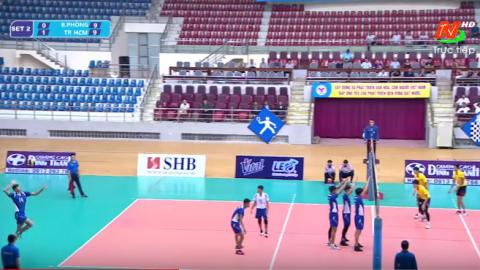 TP Hồ Chí Minh - Biên Phòng - Trận tranh giải 3| Giải bóng chuyền Cup Hoa Lư lần thứ XIII năm 2019