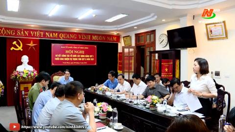 Triển khai nhiệm vụ công tác tổ chức xây dựng Đảng quý II/2021