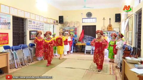 Trường Yên sẵn sàng phục vụ Lễ hội Hoa Lư năm 2021.