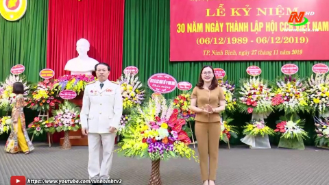 Truyền hình thành phố Ninh Bình: CCB thành phố Ninh Bình tham gia xây dựng Đảng, Chính quyền