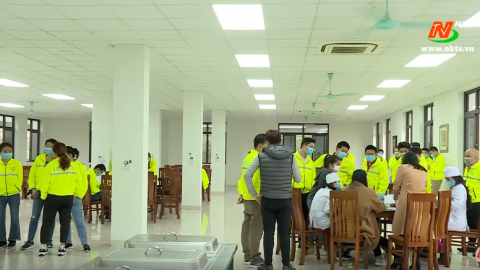 Truyền hình thành phố Ninh Bình: Thành phố Ninh Bình chủ động phòng chống dịch Covid-19