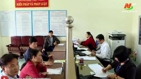 Truyền hình thành phố Ninh Bình: Thành phố Ninh Bình đẩy mạnh CCHC phục vụ nhân dân
