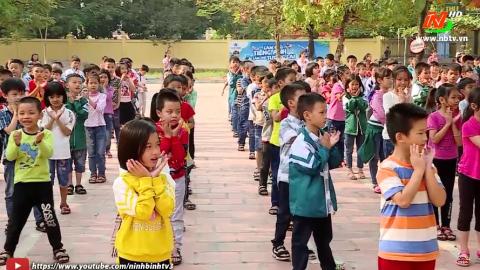 Truyền hình thành phố Ninh Bình: TP. Ninh Bình chuẩn bị cho chương trình giáo dục phổ thông mới