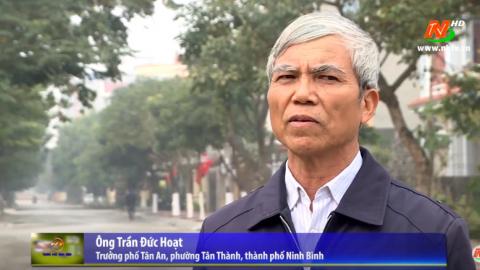 Truyền hình thành phố Ninh Bình: Xây dựng thành phố Ninh Bình sáng, xanh, sạch đẹp