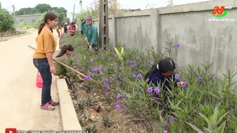 Truyền hình thành phố Tam Điệp: Hội Phụ nữ thành phố Tam Điệp với công tác bảo vệ môi trường
