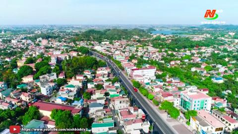 Truyền hình thành phố Tam Điệp: Sức vươn thành phố trẻ