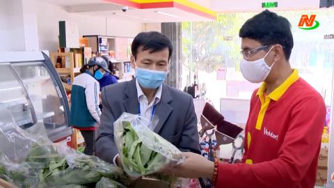 Truyền hình thành phố Tam Điệp: Thành phố Tam Điệp bình ổn thị trường