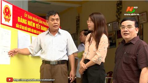 Truyền hình thành phố Tam Điệp: Thành phố Tam Điệp chuẩn bị cho vận động bầu cử