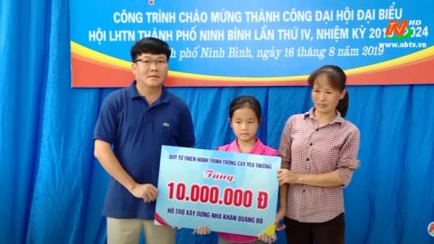 """Truyền hình TP Ninh Bình: Hiệu quả phong trào """"Dân vận khéo"""" ở TP. Ninh Bình"""